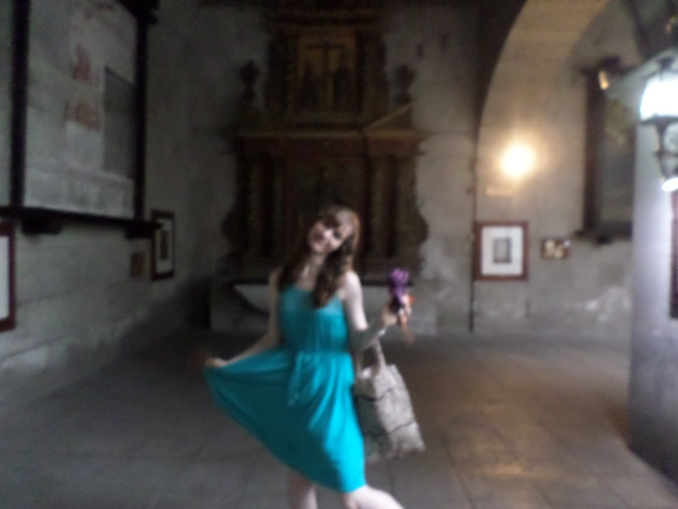 Twirling in the Philippines... because I can ;)